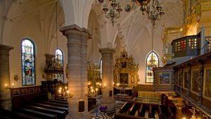 St Gertrud
